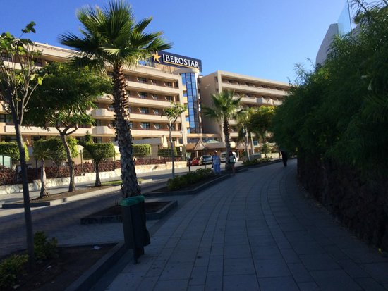 Iberostar Torviscas Playa: View Of The Front