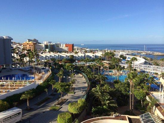 Iberostar Torviscas Playa: View From Balcony