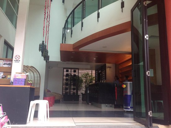The Small, Krabi: Lobby