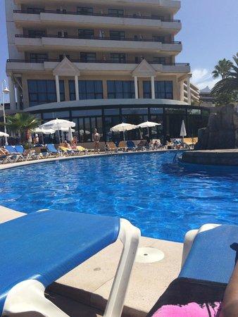 Iberostar Torviscas Playa: Pool View
