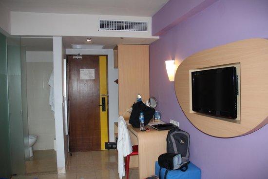 Best Western Kuta Beach: unser Zimmer