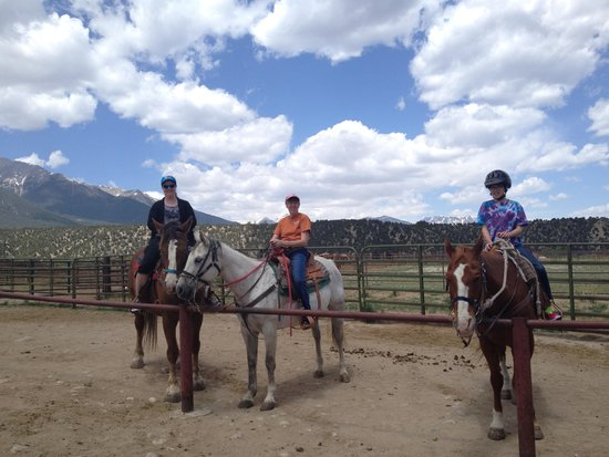 Mt Princeton Riding Stables & Equestrian Center