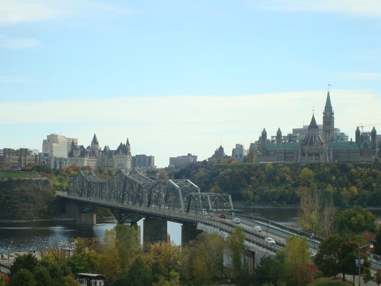 Best Western Plus Gatineau-Ottawa : Amazing View from Room