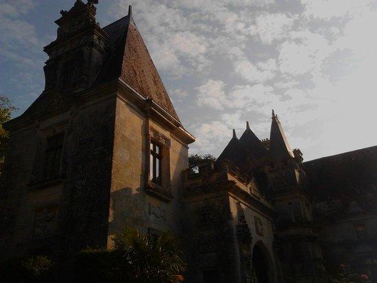 Le Chateau des Enigmes : les nuages s'en volent toujours mais le château jamais