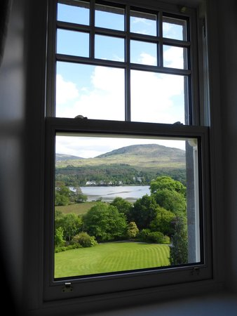 Park Hotel Kenmare: Room with an incredible view