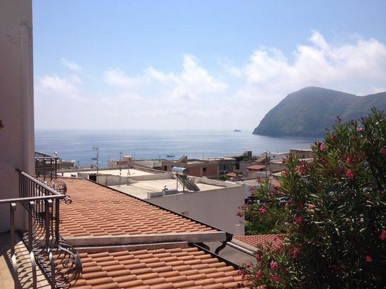 Residence La Villetta : view from our balcony