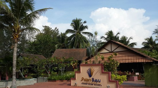 Puteri Bayu Beach Resort: Peaceful