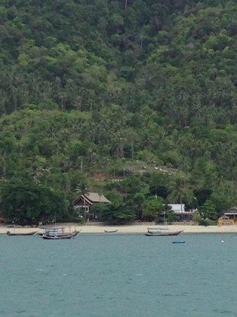 Chantara, Junk Boat: Insel