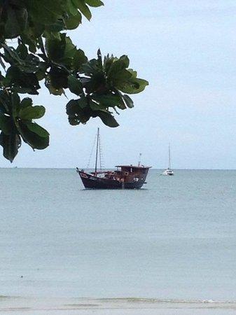 Chantara, Junk Boat: Chantara