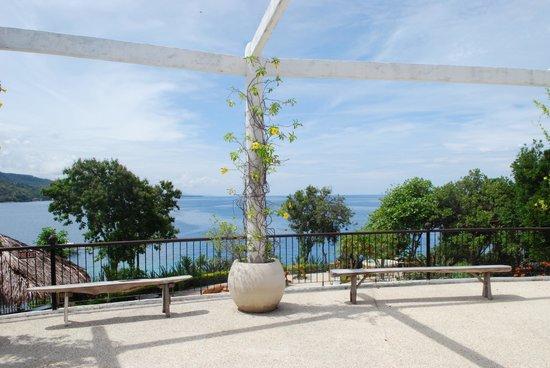 Granada Beach Resort: View from the upstairs room