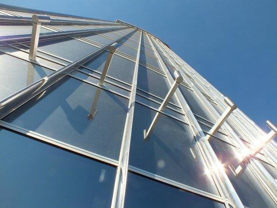 Burj Khalifa secondo pezzo dal 122 piano