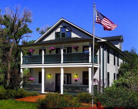 The Historic Elk Mountain Hotel : Elk Mountain Hotel