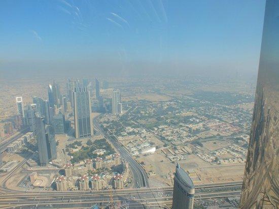 Burj Khalifa: from the top