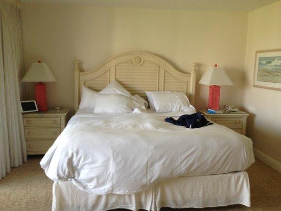Sundial Beach Resort & Spa: Bedroom