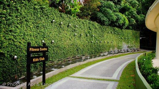 Mercure Koh Chang Hideaway Hotel: สปา-ฟิตเน็ต