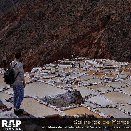 Rap Travel Peru: Maras Moray