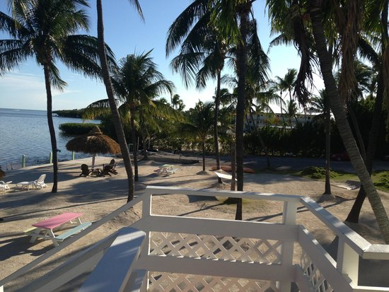 Drop Anchor Resort: View from 7