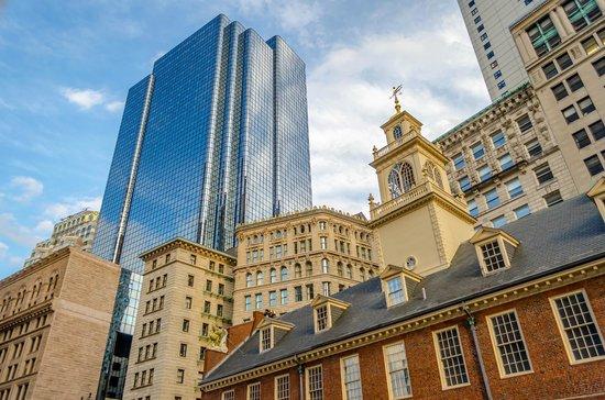 Hilton Boston Downtown / Faneuil Hall: Boston's Financial District