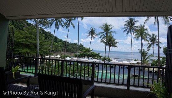 Mercure Koh Chang Hideaway Hotel: วิวบนห้องนอน