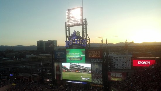 Coors Field : Hot dang, awesome.