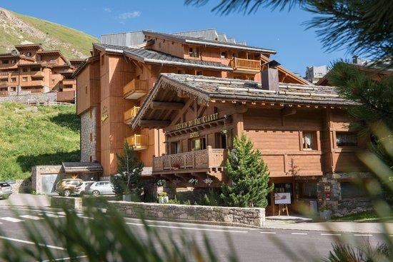 Hotel L U0026 39 Ecrin Du Val Claret  Tignes  France