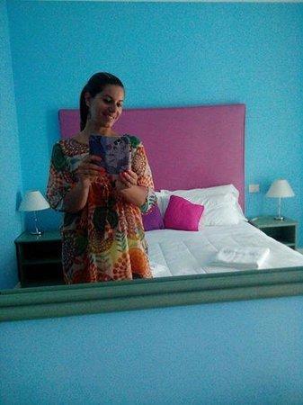 Hotel La Bougainville: interno camera