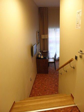 Hotel Avalon : room