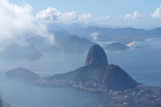 Luis Darin Tour Guide In Rio: @ Corcovado