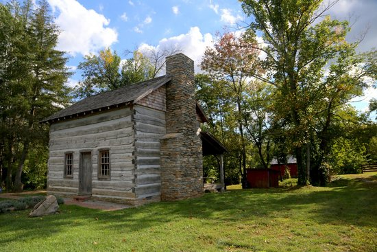Stroup-Cook Log Cabin