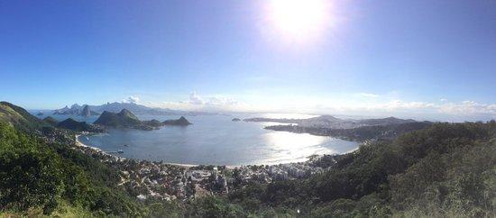 Luis Darin Tour Guide In Rio: @ Niteroi
