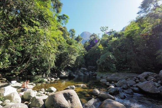 Luis Darin Tour Guide In Rio: @ Serra dos Orgaos National Park
