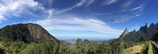 Luis Darin Tour Guide In Rio : @ Serra dos Orgaos National Park
