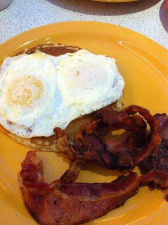 Tick Tock Diner : Frühstück