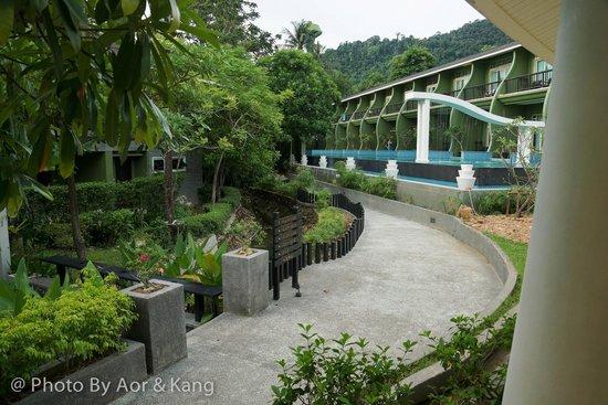 Mercure Koh Chang Hideaway Hotel: ห้องพักโซนเงียบสงบ