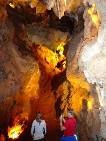 Grotte de la Madeleine : Klein ist der Mensch