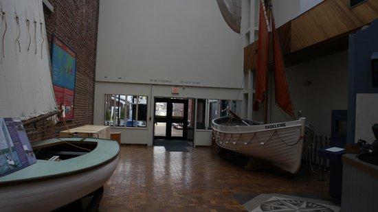 Maritime Museum of the Atlantic : Lokale både fra Halifax og omegn