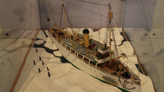 Maritime Museum of the Atlantic : Udstillede skibe