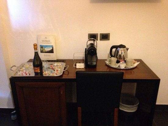 Navona Colors Hotel: Honeymoon treat
