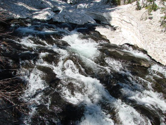 Mount Rainier : Narada Falls
