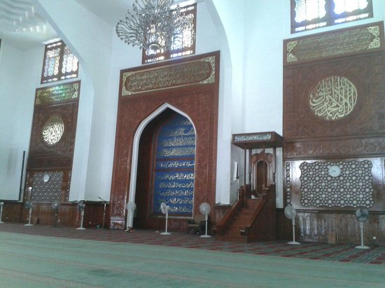 Grand Friday Mosque : Big mosque