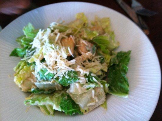 Waterman's Surfside Grille: Ceasar Salad