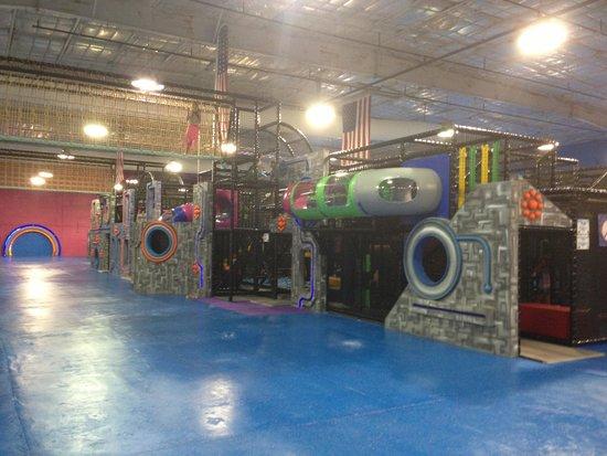 Galaxy Fun Orlando: Small playarea