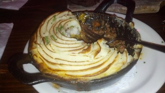 McGuire's Irish Pub & Brewery: Shepherd's Pie