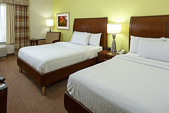 Hilton Garden Inn Allentown West: Guest rooms with microwaves and refrigerators