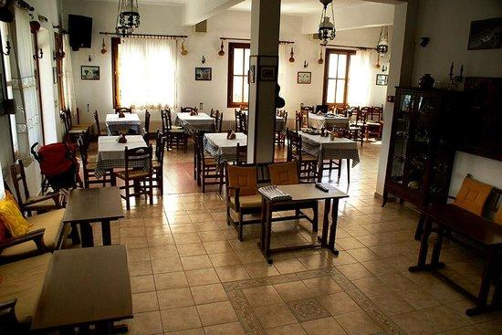 Hotel Artemon: Salle à manger