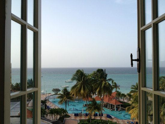 Jewel Dunn's River Beach Resort & Spa : From the 5th floor