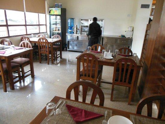Hotel Friends Home: Breakfast place