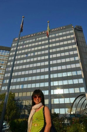 Crowne Plaza Milan Linate: View  hotel
