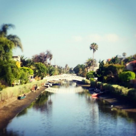 Venice Canals Walkway : Venice Canal