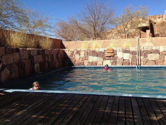 Alto Atacama Desert Lodge & Spa: One of 6 pools
